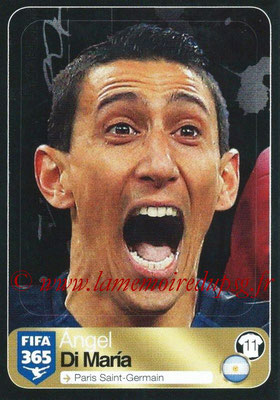 N° 562 - Angel DI MARIA (Football Icons)