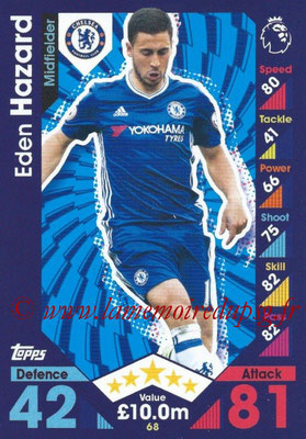 2016-17 - Topps Match Attax Premier League - N° 068