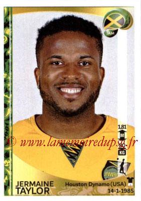 Panini Copa America Centenario USA 2016 Stickers - N° 263 - Jermaine TAYLOR (Jamaïque)