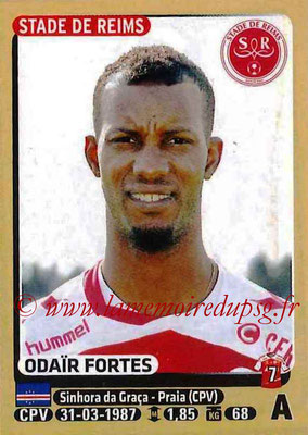 2015-16 - Panini Ligue 1 Stickers - N° 378 - Odaïr FORTES (Stade de Reims)