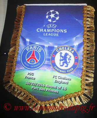 Grand Fanion  PSG-Chelsea  2015-16