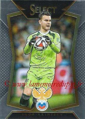2015 - Panini Select Soccer - N° 025 - Igor AKINFEEV (Russie)