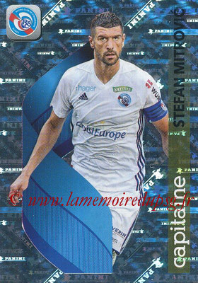 2018-19 - Panini Ligue 1 Stickers - N° 472 - Loïc PERRIN (Strasbourg) (Capitaine)
