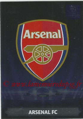 2013-14 - Adrenalyn XL champions League N° 004 - Arsenal FC