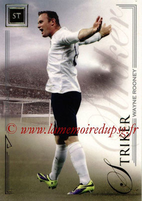 2014 - Futera World Football Unique - N° 086 - Wayne ROONEY (Striker)