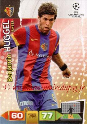 2011-12 - Panini Champions League Cards - N° 043 - Benjamin HUGGEL (FC Bâle)