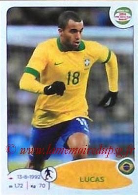 N° 009 - LUCAS (Janv 2013-??, PSG > 2014, Brésil)