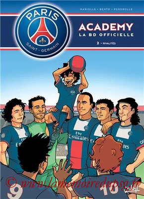 2013-11-20 - PSG Academy, Tome 2 (Soleil, 40 pages)