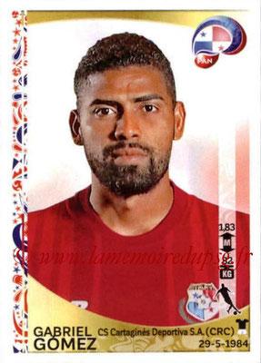 Panini Copa America Centenario USA 2016 Stickers - N° 361 - Gabriel GOMEZ (Panama)