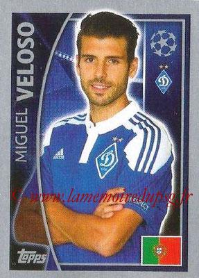 2015-16 - Topps UEFA Champions League Stickers - N° 487 - Miguel VELOSO (FC Dynamo Kiev)