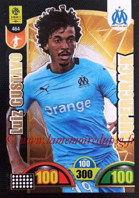 2018-19 - Panini Adrenalyn XL Ligue 1 - N° 464 - Luis GUSTAVO (Lyon) (Supercrack)