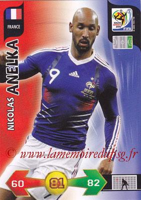 N° 154 - Nicolas ANELKA (1995-97 et 2000-Janv 02, PSG > 2010, France)