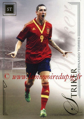 2014 - Futera World Football Unique - N° 089 - Fernando TORRES (Striker)