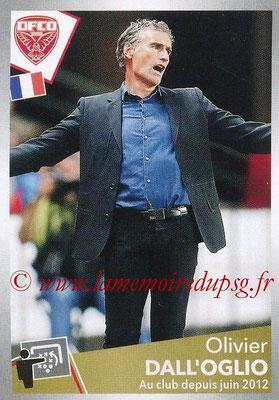 2017-18 - Panini Ligue 1 Stickers - N° 126 - Olivier DALL'OGLIO (Entraîneur Dijon)