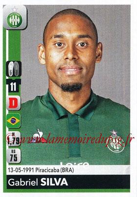 2018-19 - Panini Ligue 1 Stickers - N° 433 - Gabriel SILVA (Saint-Etienne)