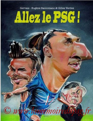 2013-11-29 - Allez le PSG (Pat à Pan Editions, 48 pages)
