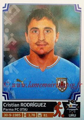 N° 151 - Cristian RODRIGUEZ (2005-Aout 2007, PSG > 2015, Uruguay)