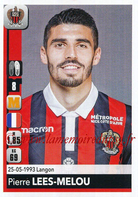 2018-19 - Panini Ligue 1 Stickers - N° 312 - Pierre LEES-MELOU (Nice)