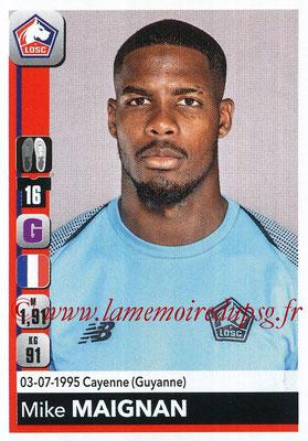 N° 152 - Mike MAIGNAN (2012-15, PSG (CFA) > 2018-19, Lille)