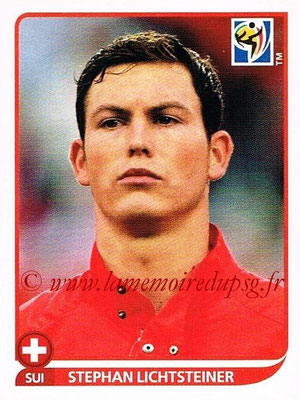2010 - Panini FIFA World Cup South Africa Stickers - N° 585 - Stephan LICHTSTEINER (Suisse)
