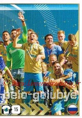 2015-16 - Panini FIFA 365 Stickers - N° 748 - Equipe FC Zenit 2