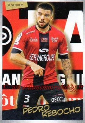 2017-18 - Panini Ligue 1 Stickers - N° 154 - Pedro REBOCHO (Guingamp) (A suivre)