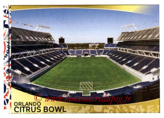 Panini Copa America Centenario USA 2016 Stickers - N° 011 - Citrus Bowl Orlando