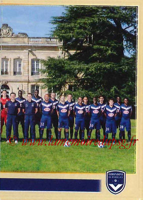 2014-15 - Panini Ligue 1 Stickers - N° 027 - Équipe Girondins de Bordeaux