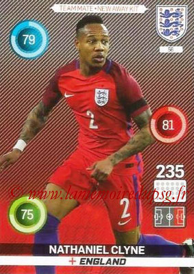 Panini England 2016 Adrenalyn XL - N° 056