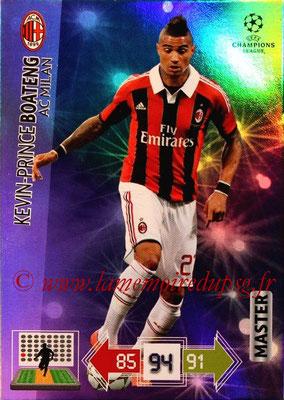 2012-13 - Adrenalyn XL champions League N° 339 - Kévin-Prince BOATENG (Milan AC) (Master)