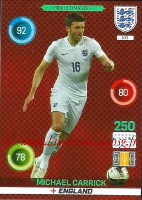 Panini England 2016 Adrenalyn XL - N° 100
