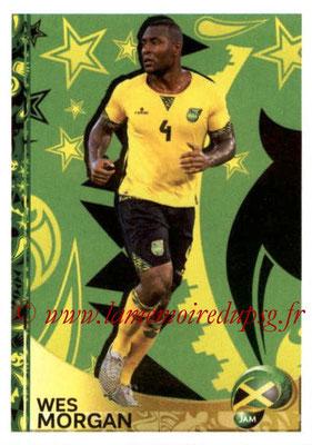 Panini Copa America Centenario USA 2016 Stickers - N° 418 - Wes MORGAN (Jamaîque) (En action)