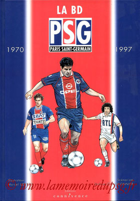 1997-01-xx - La BD PSG (Connivence, 36 pages)