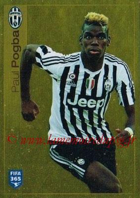 2015-16 - Panini FIFA 365 Stickers - N° 569 - Paul POGBA (Juventus FC)