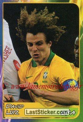 N° 018 - David LUIZ (2014, Brésil > 2014-??, PSG)
