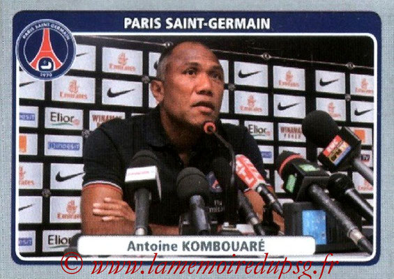 N° 354 - Antoine KOMBOUARE