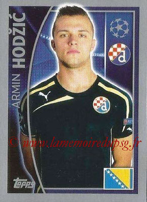2015-16 - Topps UEFA Champions League Stickers - N° 434 - Armin HODZIC (GNK Dinamo Zagreb)
