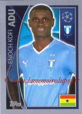 2015-16 - Topps UEFA Champions League Stickers - N° 069 - Enoch Kofi ADU (Malmö FF)