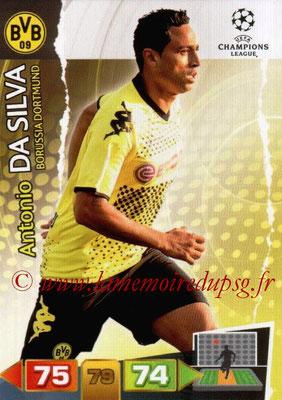 2011-12 - Panini Champions League Cards - N° 077 - Antonio DA SILVA (Borussia Dortmund)