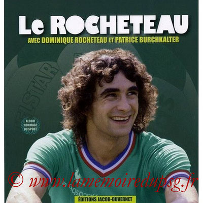 2010-10-28 - Le Rocheteau (Jacob-Duvernet, 144 pages)