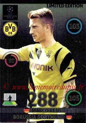 2014-15 - Adrenalyn XL champions League N° LE-MRE - Marco REUS (Borussia Dortmund) (Limited Edition)