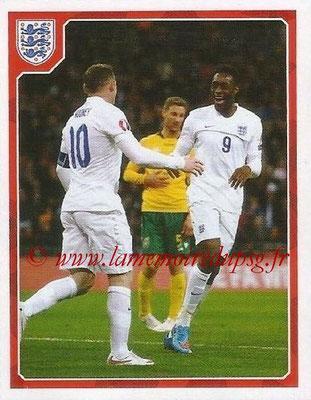Panini England 2016 - N° 200