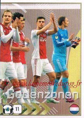 2015-16 - Panini FIFA 365 Stickers - N° 658- Equipe AFC Ajax 2