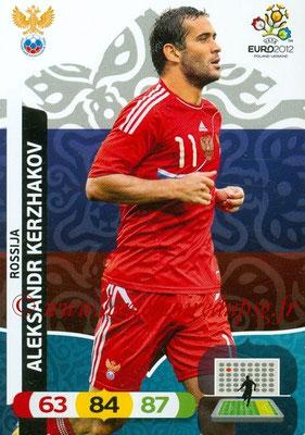 Panini Euro 2012 Cards Adrenalyn XL - N° 198 - Aleksandr KERZHAKOV (Russie)