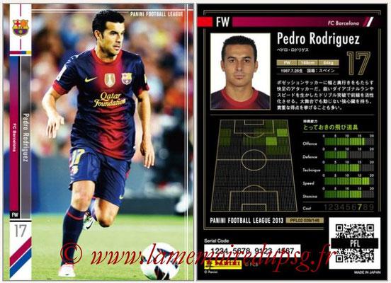 Panini Football League 2013 - PFL02 - N° 039 - Padro Rodriguez ( FC Barcelona )