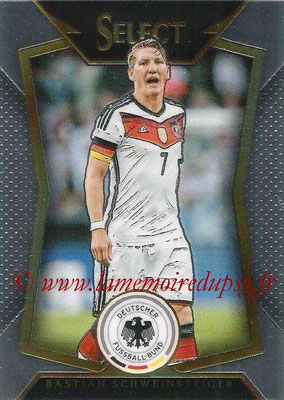 2015 - Panini Select Soccer - N° 041 - Bastian SCHWEINSTEIGER (Allemagne)
