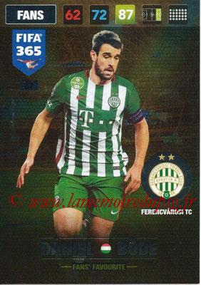 2016-17 - Panini Adrenalyn XL FIFA 365 - N° 067 - Daniel BODE (Ferencvarosi TC) (Fans' Favourite)
