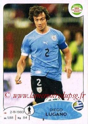 N° 077 - Diego LUGANO (2011-13, PSG > 2014, Uruguay)