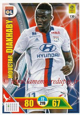 2017-18 - Panini Adrenalyn XL Ligue 1 - N° 130 - Mouctar DIAKHABE (Lyon)