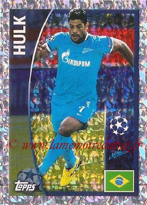2015-16 - Topps UEFA Champions League Stickers - N° 511 - HULK (FC Zenit)